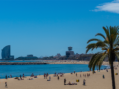 Combine a race weekend with a fantastic city break or take in the beach.